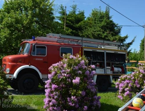 Feuerwehrfest Großdrebnitz