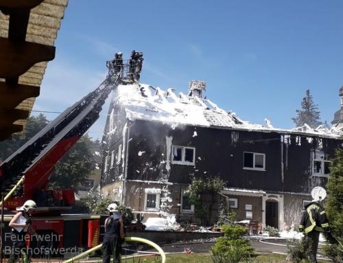 Großbrand Frankenthal