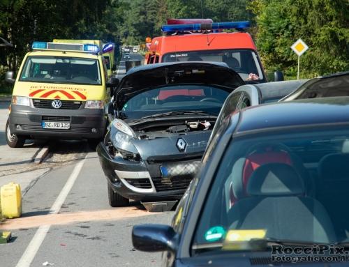 Verkehrsunfall S111