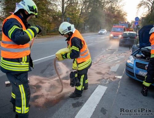 Verkehrsunfall Bautzener Straße