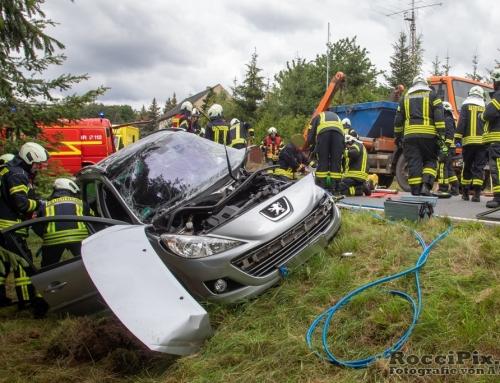 Verkehrsunfall Putzkau
