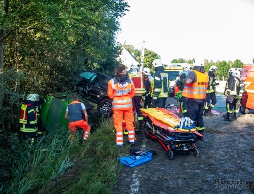 Verkehrsunfall S111 Kynitsch
